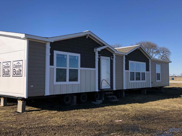 Double Wide: New | Mark Twain Mobile Homes