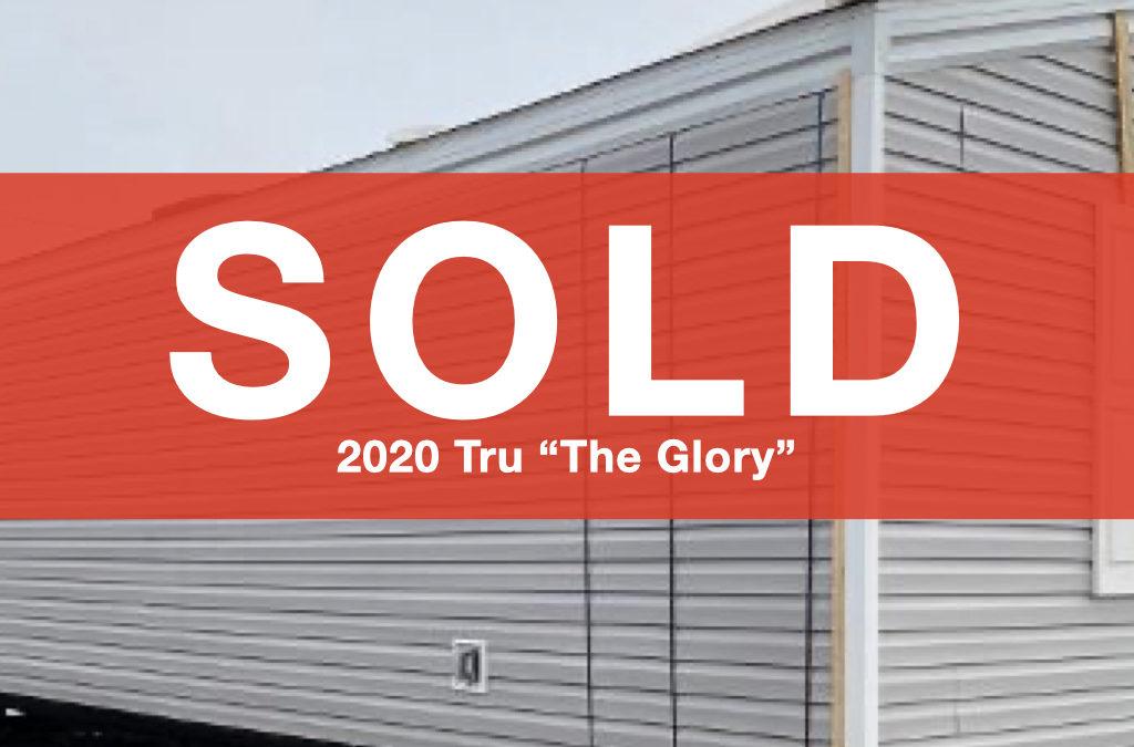 "2020 TRU ""The Glory"" — 14×80 – 3 bedroom, 2 bath"