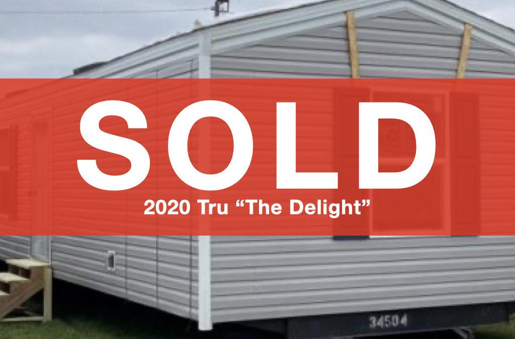 2020 TRU Delight — 14′ x 64′ — 2 bedroom, 2 bath